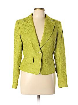 Due Per Due Silk Blazer Size 10