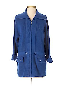 Jones New York Signature Wool Cardigan Size S