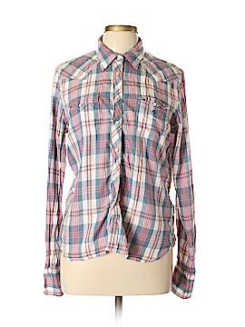Denim & Supply Ralph Lauren Long Sleeve Button-Down Shirt Size XL