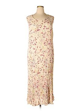 Caite Casual Dress Size 3X (Plus)