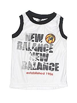 New Balance Sleeveless T-Shirt Size 4T