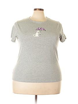 June & Daisy Short Sleeve T-Shirt Size XXL