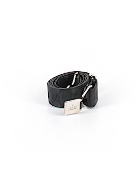 Gucci Leather Belt Size XS