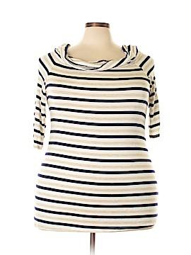 Cha Cha Vente Short Sleeve Top Size 2X (Plus)