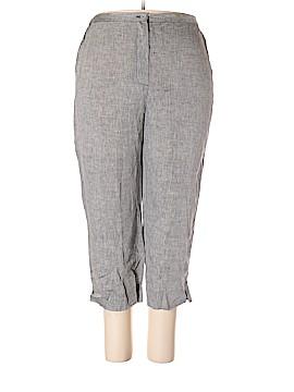 DressBarn Linen Pants Size 18 (Plus)