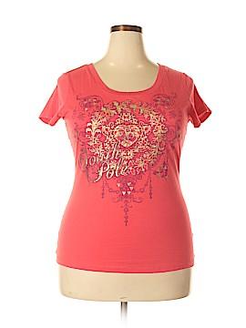 Southpole Short Sleeve T-Shirt Size 1X (Plus)