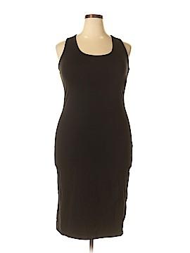 Active Basic Casual Dress Size 2XL (Plus)