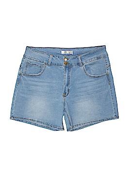 C'est Toi Denim Shorts Size 2X (Plus)