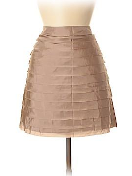 Ann Taylor LOFT Silk Skirt Size 8