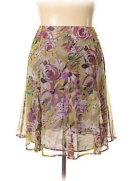 Avenue Silk Skirt Size 18 (Plus)