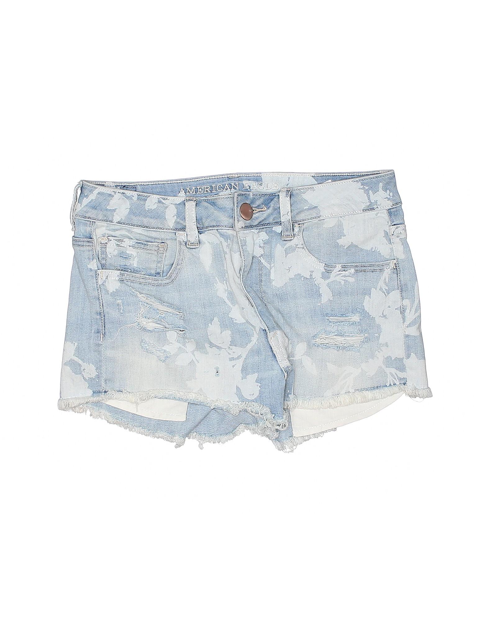 Boutique American Outfitters Denim Shorts Eagle rrFPUwx