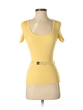 Michael Kors Silk Pullover Sweater Size S