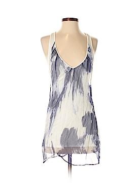 LinQ Sleeveless Silk Top Size S