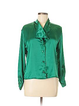Michelle Stuart Long Sleeve Blouse Size 8