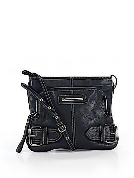 Franco Sarto Leather Crossbody Bag One Size