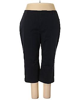 Chaps Khakis Size 22 (Plus)