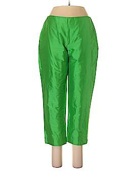 Lauren by Ralph Lauren Silk Pants Size 10 (Petite)