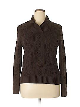 Jeanne Pierre Pullover Sweater Size L