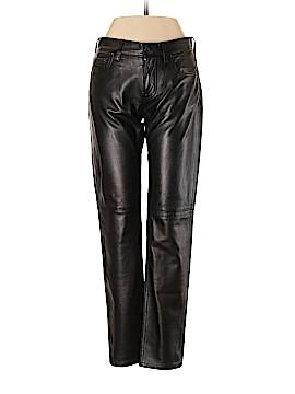Ralph Lauren Leather Pants 25 Waist