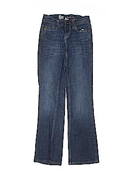 SO Jeans Size 8 (Slim)