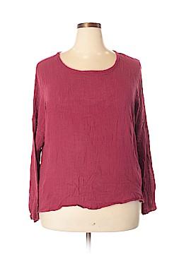 Zanzea Collection Long Sleeve Blouse Size XXL
