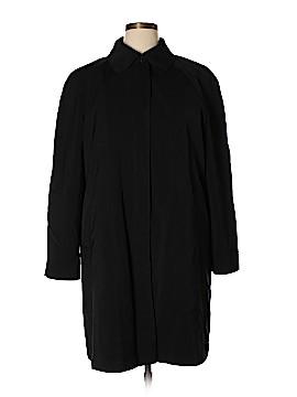 Anne Klein Trenchcoat Size 14