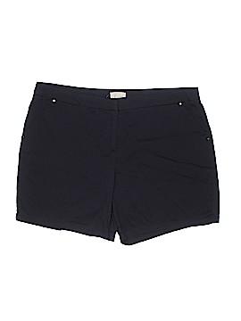 Dept222 Khaki Shorts Size 20w (Plus)