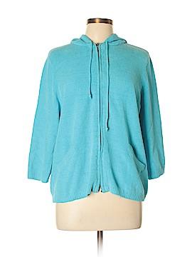 Designers Originals Zip Up Hoodie Size L