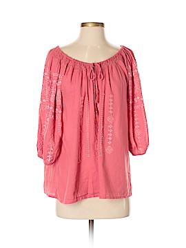 Matta 3/4 Sleeve Blouse Size XS