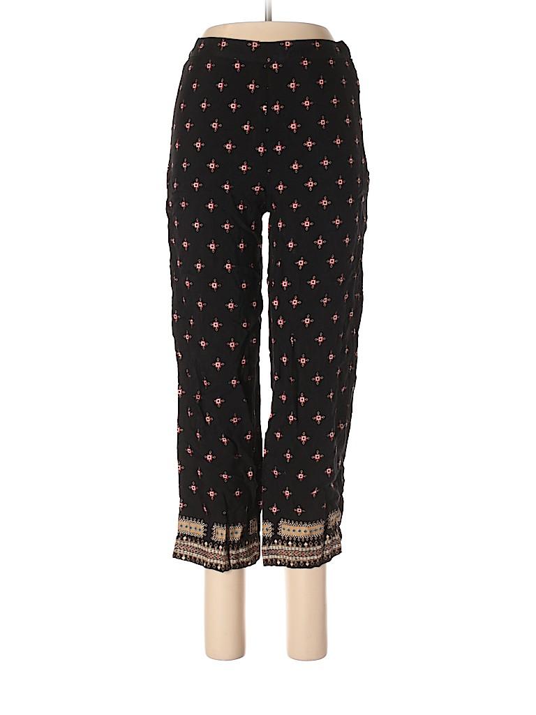 Global Desi Women Casual Pants Size M