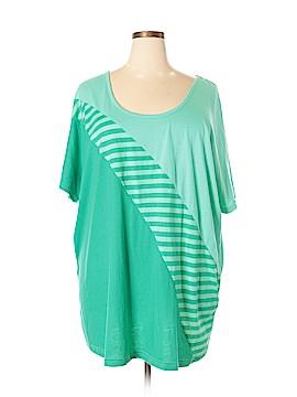 Roaman's Short Sleeve T-Shirt Size 3X (Plus)