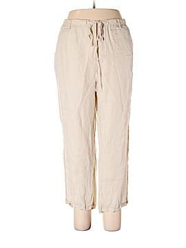 Caslon Linen Pants Size XL