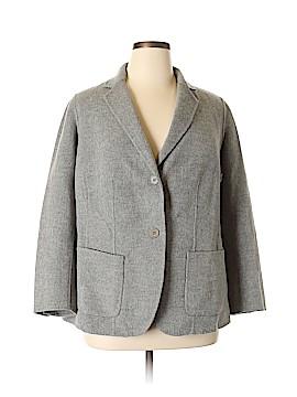 Talbots Wool Blazer Size 16W Petite (Petite)