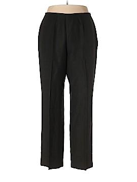 Kasper Linen Pants Size 14