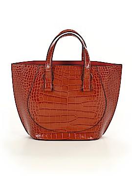 Victoria Beckham Leather Satchel One Size