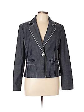 Kasper Denim Jacket Size 12