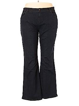 Denim & Co Jeans Size 24 (Plus)