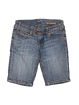 Seven7 Denim Shorts 25 Waist