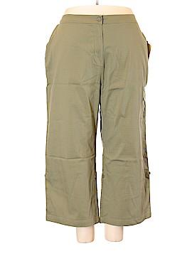 Denim & Co Cargo Pants Size 3X (Plus)