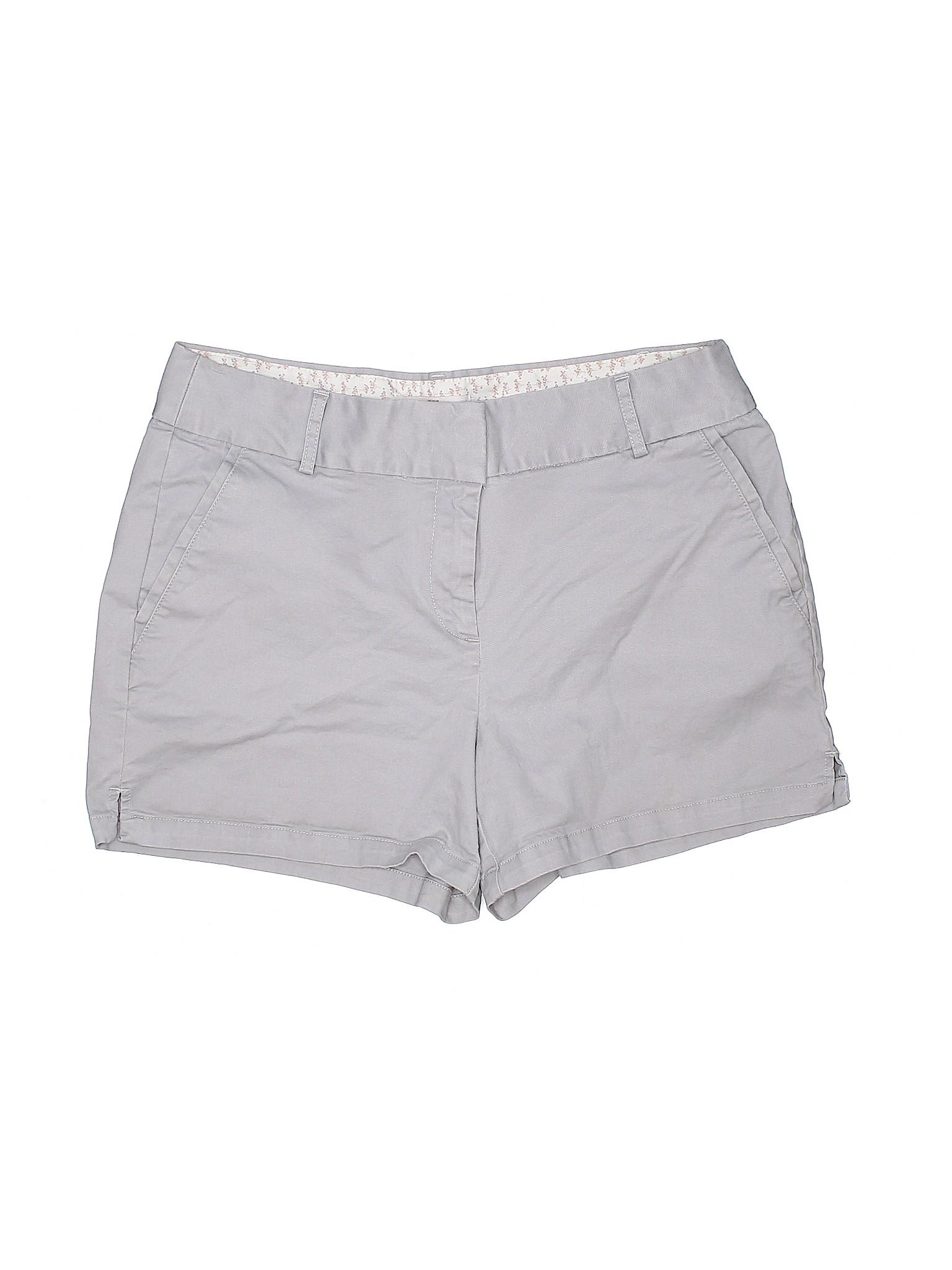 leisure Boutique Shorts Khaki Taylor Ann LOFT PBqdF1w