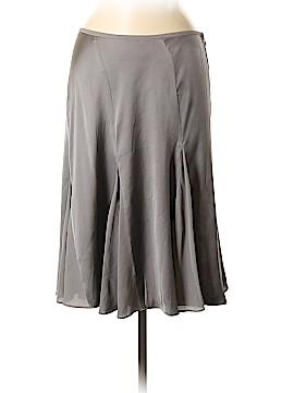 Saks Fifth Avenue Silk Skirt Size 8