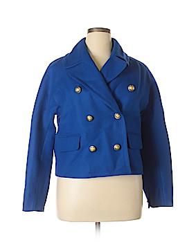 J. Crew Wool Coat Size 14