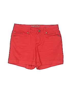 SONOMA life + style Denim Shorts Size 2