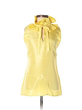 Kate Spade New York Sleeveless Silk Top Size 0