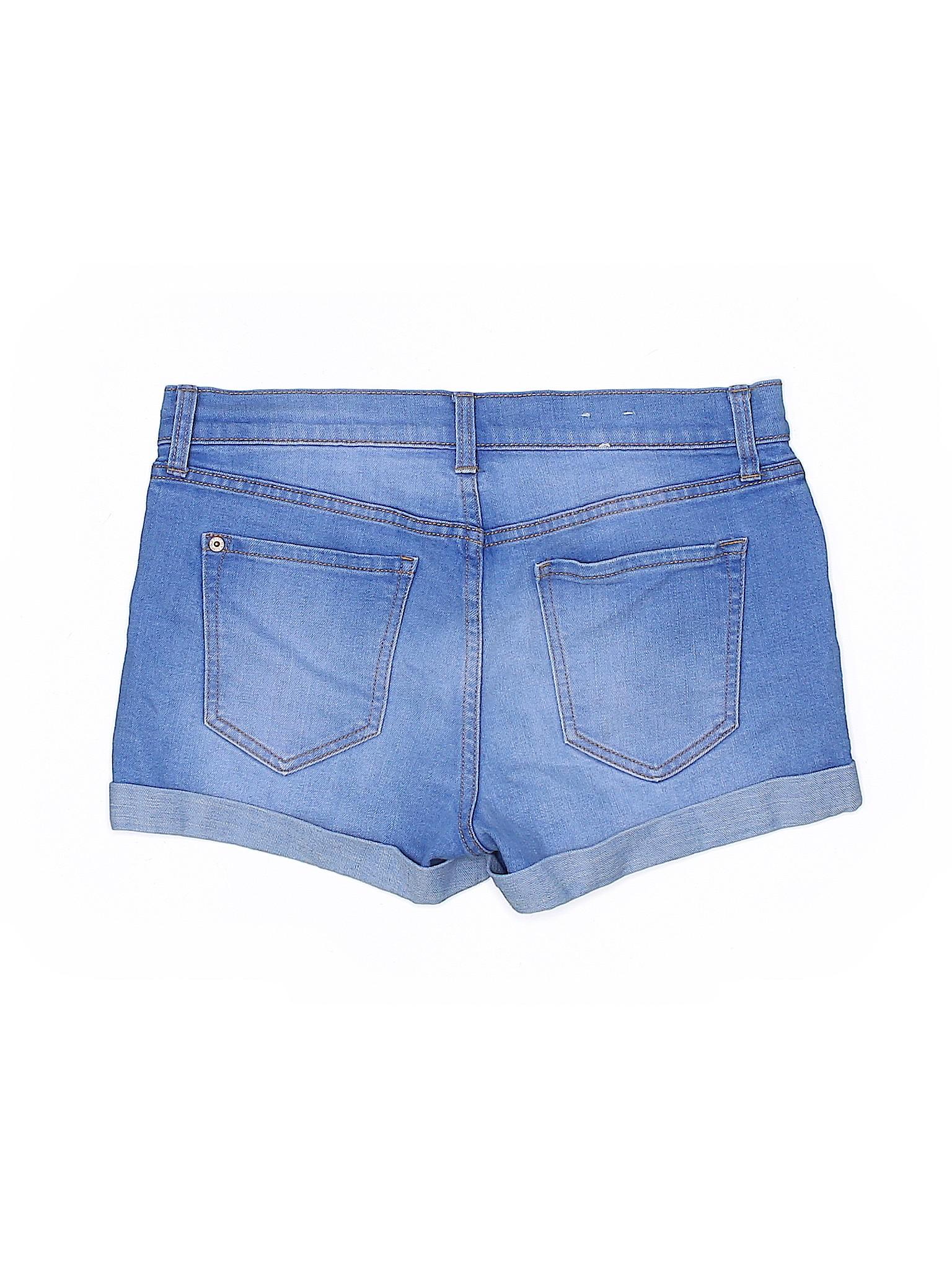 Denim Old Shorts leisure Navy Boutique 5tgqx