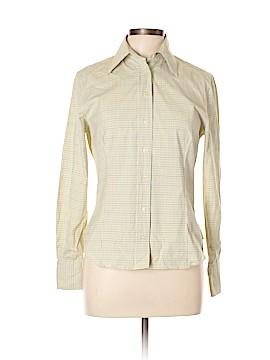Barneys New York Long Sleeve Button-Down Shirt Size L