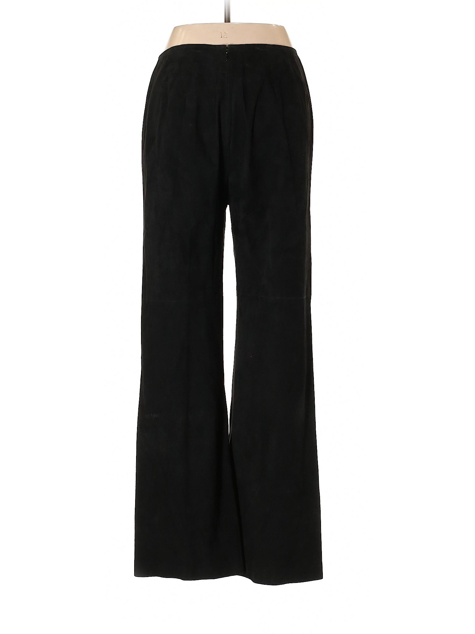 La Pants Renta Boutique Leather De Oscar leisure wnqpBYtf