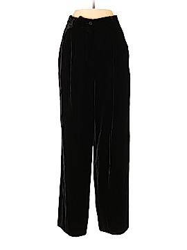 Giorgio Armani Velour Pants Size 8