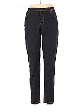 DG^2 by Diane Gilman Jeans Size L