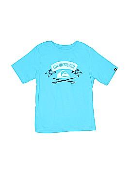 Quiksilver Short Sleeve T-Shirt Size 5